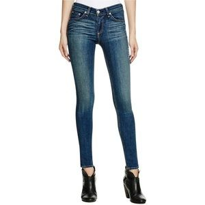 Rag and bone Preston skinny jeans